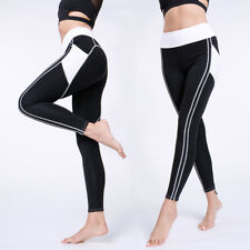375c948c4b9a0 item 4 Women Yoga Gym Sports Leggings Run Workout Fitness Stretch High  Waist Pants JF -Women Yoga Gym Sports Leggings Run Workout Fitness Stretch  High Waist ...