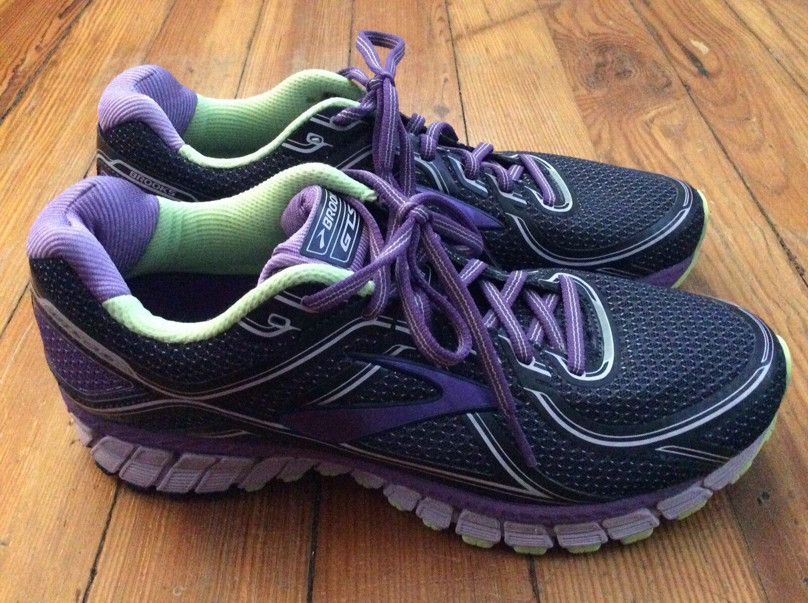 NEW Brooks Adrenaline GTS 16 Women's shoes - Purple - Sz 11 D M Mismatched