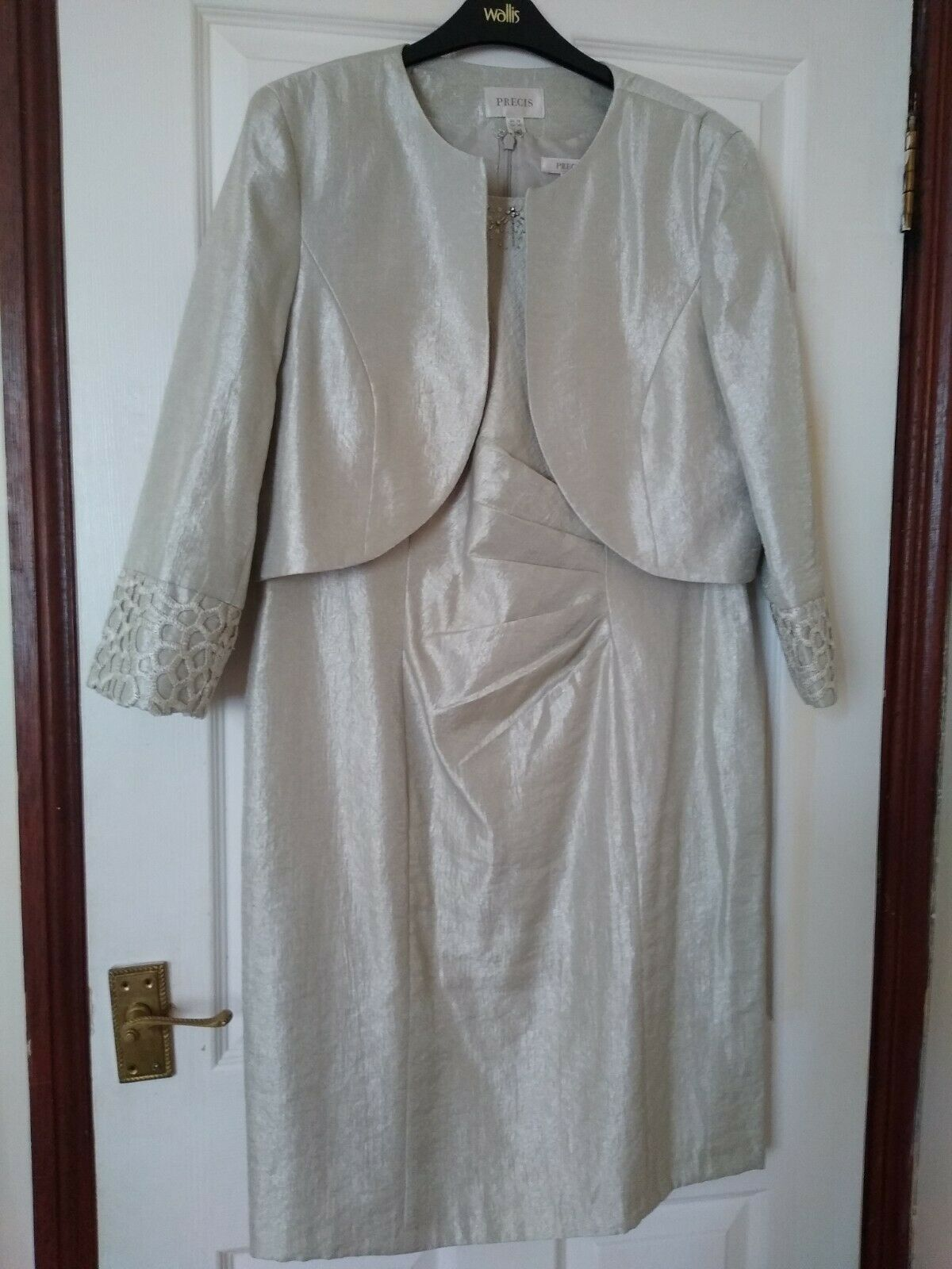 MOTHER OF THE BRIDE/SPECIAL OCCASION OUTFIT/ SIZE 16