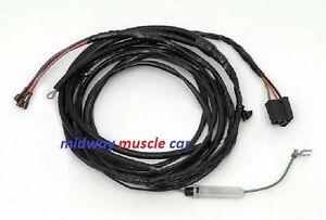 transmission overdrive wiring harness v8 57 chevy 150 210 trans nomad | ebay  ebay