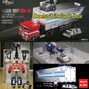 KBB-Transport-Trailer-Container-For-MP10V-G1-Optimus-Prime-Figure-Voyager-Size