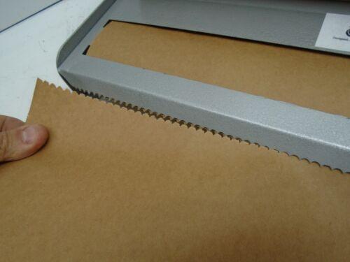 """20/"""" Roll Paper Holder Cutter Dispenser Gift Wrap Kraft Paper Tekno Duralov"""