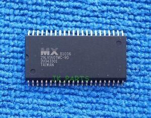 MX-29LV160TMC-90-MX29LV160TMC-90-29LV160-Single-Voltage-Flash-Memory