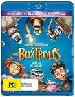 The Boxtrolls (Blu-ray, 2015)