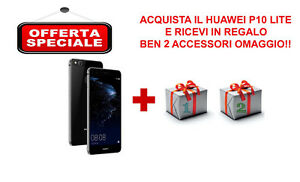 SMARTPHONE-HUAWEI-P10-LITE-BLACK-BRAND-ITALIA-terminati