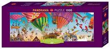Heye Ballooning, Loup  Panorama , 1000 PIECE JIGSAW PUZZLE HY29756 -