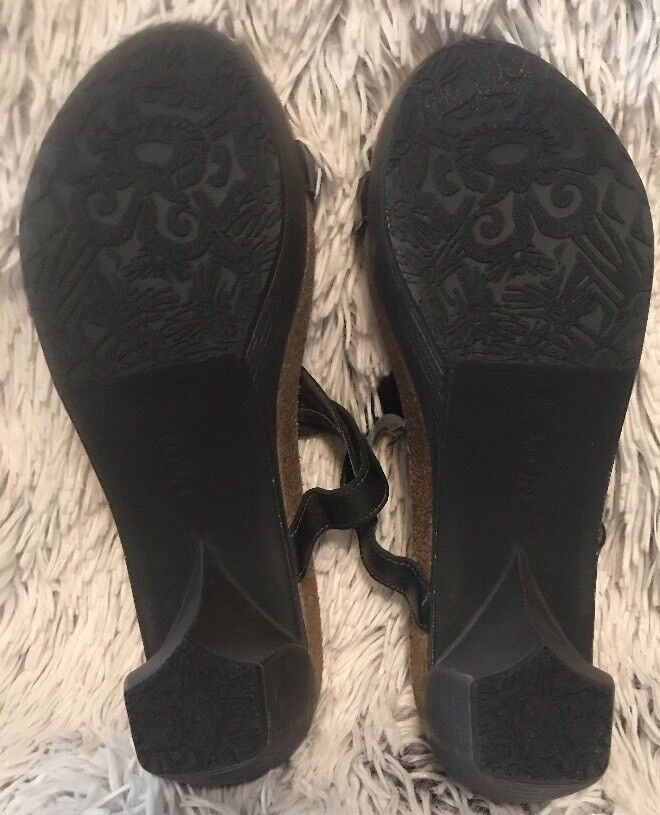 New Naot Footwear Fusion Pump sandals Women's 11 (42) Slip Slip Slip On Open Toe shoes 968d77
