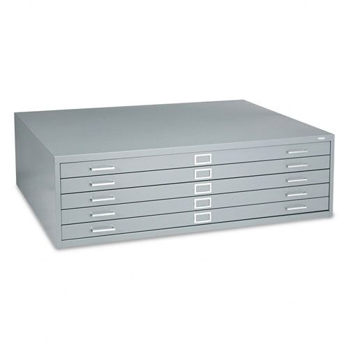 Safco products 4998grr five drawer steel flat file 53 38w x 41 3 safco products 4998grr five drawer steel flat file 53 38w x 41 38d ebay malvernweather Images