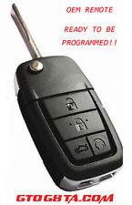 2008-2009 Pontiac G8 Key FOB Transmitter Remote Key Case Cover Buttons PROGRAM!!