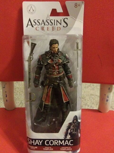 McFarlane Toys Assassin/'s Creed Series 4 Shay Cormac Action Figure