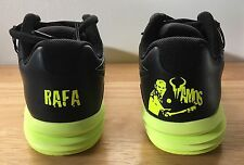 nike lunarballistec Nadal tennis shoes with customization option federer (sz8)