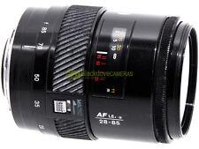 Minolta AF zoom 28/85mm. 3,5-4,5 macro. Da riparare o per ricambi.