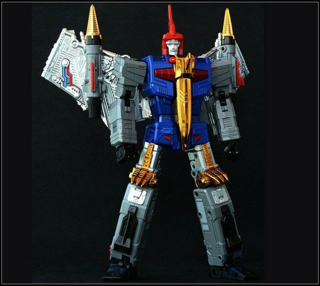 Original G1 FansToys FT-05 ft05 Soar bluee Masterpiece FT05 Figure