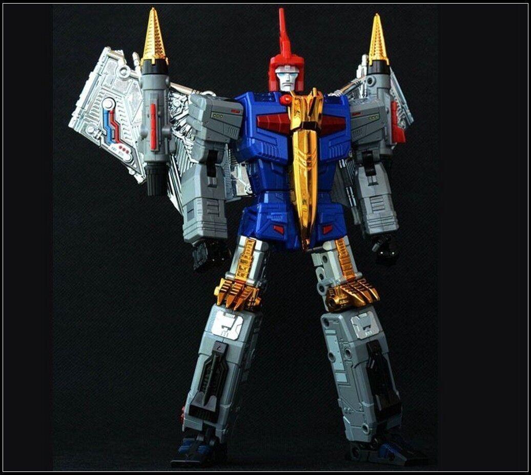 Juguete Transformers FansToys FT-05 FT05 G1 se disparan bajan MP Figura De Acción Nueva En Stock