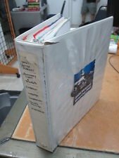BMW Dealer Aftermarket Catalog Binder Throttle Meister Parabellum 10 Sections