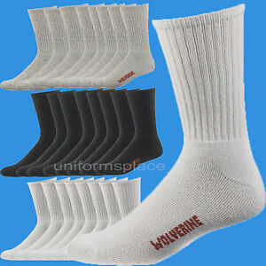 Work socks that stay up