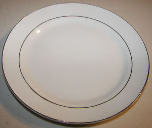 Image is loading Gibson-Everyday-China-Salad-Plate-7-034-Smooth- & Gibson Everyday China Salad Plate 7\