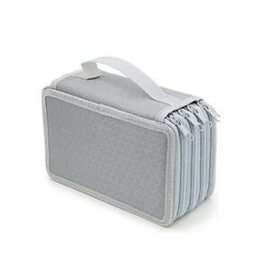 Color-Pencil-Box-Storage-Bag-Four-Layers-Large-Capacity-72-Holes-Pencil-Case