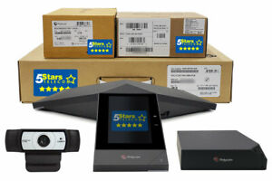 Polycom Trio 8500 Collaboration Kit (7200-66700-025) Brand New, 1 Year Warranty