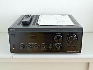 Sony-ta-fa50es-high-end-plenamente-amplificador-bolide-con-revision-general-FB-2j-garantia