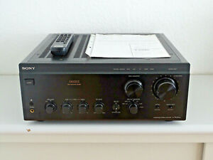 Sony-TA-FA50ES-High-End-Vollverstaerker-Bolide-generalueberholt-FB-2J-Garantie