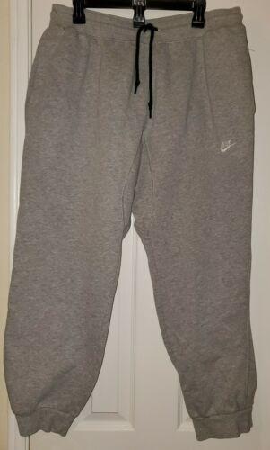 Vintage Men NIKE Sweatpants Gray XL Red Tag