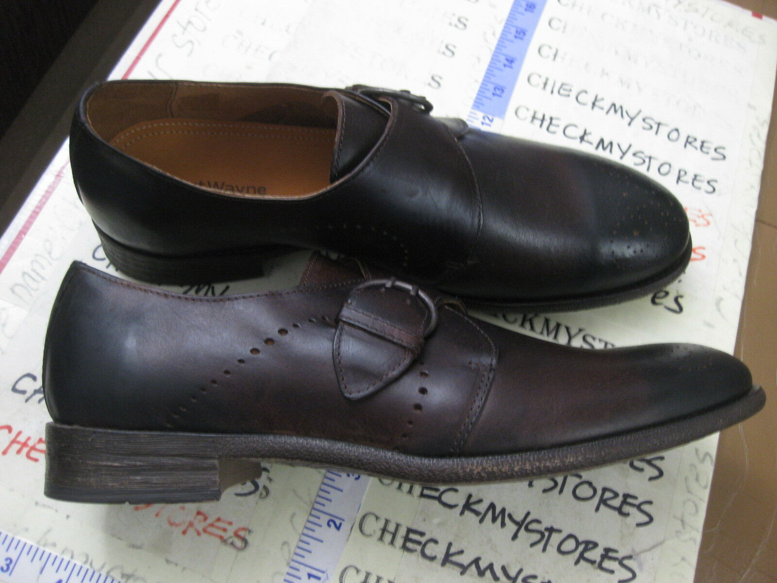 NEW Robert Wayne SHAWN PREMIUM LEATHER LOAFER MADE IN PORTUGAL CHOOSE SIZE