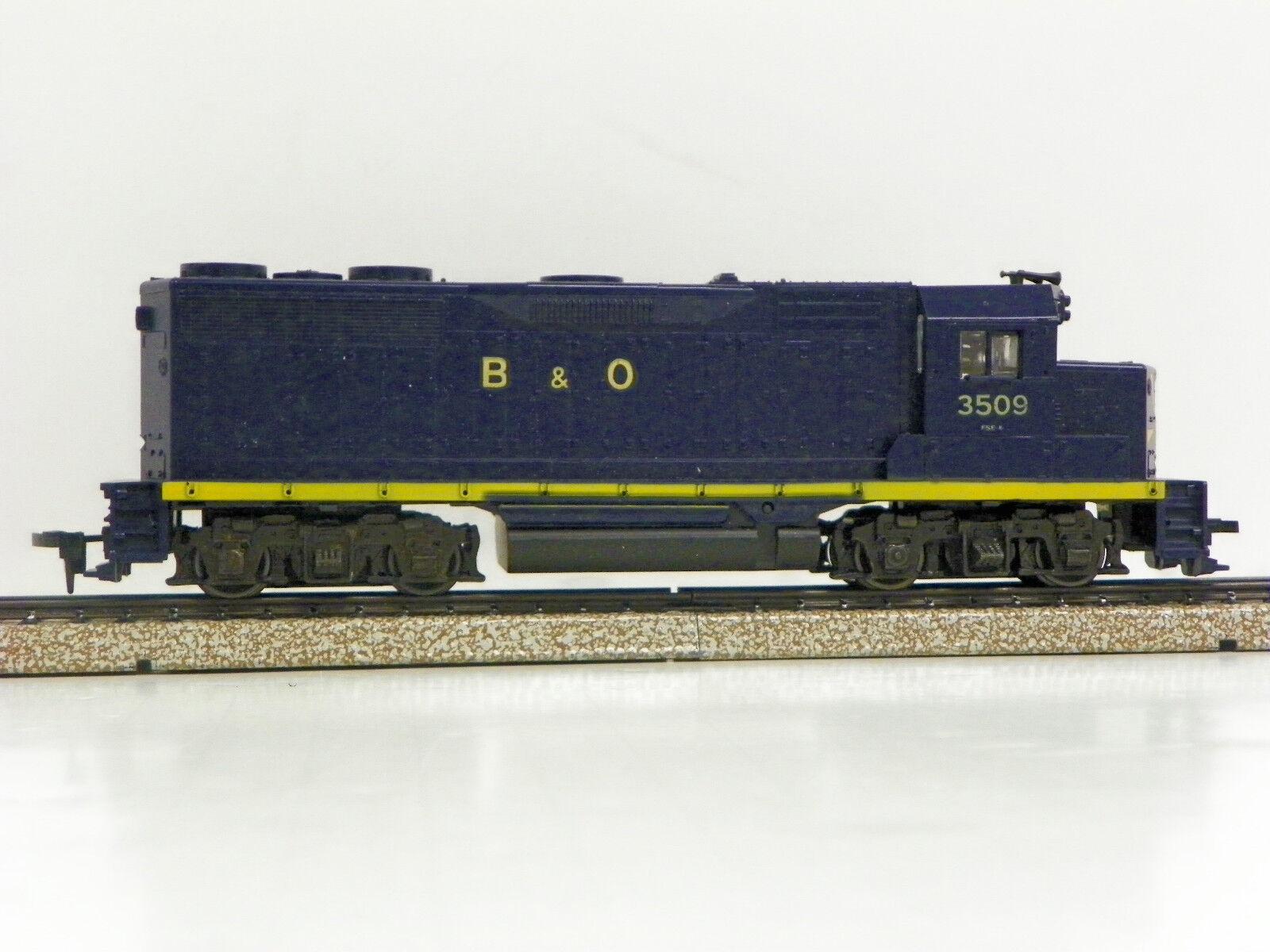 ATHEARN HO M A  B&O  GP35 POWER LOCOMOTIVE