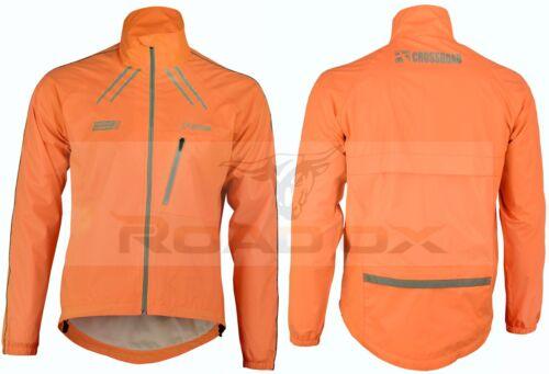 Cycling Rain Jacket High Visibility Rain Jacket Waterproof Rain Jacket