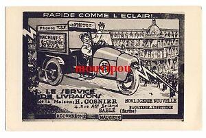 carte-postale-publicitaire-Sable-Service-de-livraisons-Cosnier