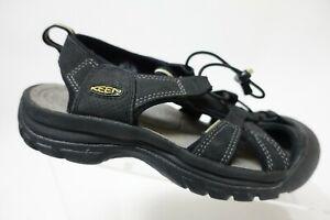 KEEN-Venice-H2-Black-Sz-8-Women-Waterproof-Hiking-Sport-Sandals