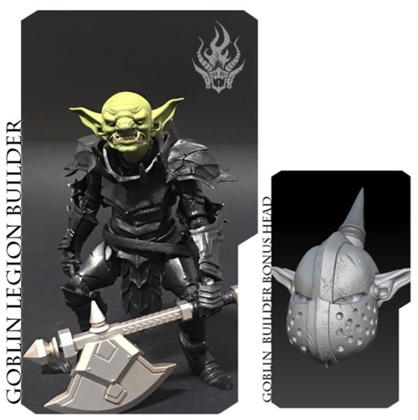 Mythic Legions Advent Of Decay Goblin Legion Builder