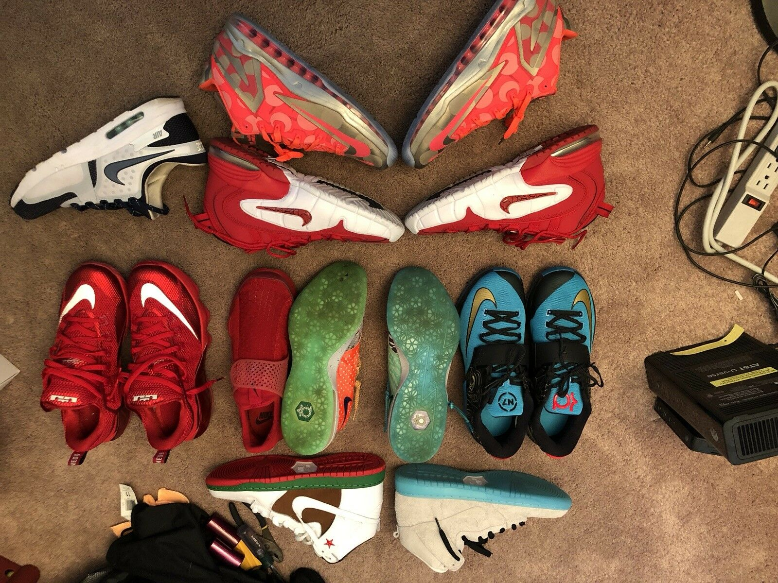 nike sneakers size 11 Lebron Kd Sb Deadstock Vnds Ds Shoes Basketball 10.5 New shoes for men and women, limited time discount