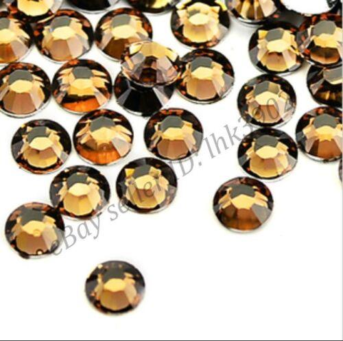 Crystal Flatback Acrylic Rhinestones Bead Nail Art//Craft 3MM 4MM 5MM 6MM 7MM 8MM