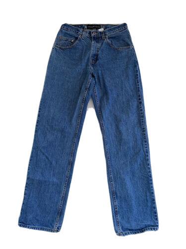 Vintage 90's Levi's Silvertab Jeans Straight Loose