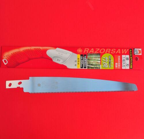 lame rechange étui Scie Japon GYOKUCHO RAZORSAW SELECT S-162 250mm élagage