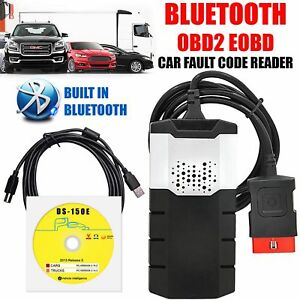 VCI OBD2 Diagnostic Tool Scanning Apparatus Bluetooth Scanner For Car Truck UK