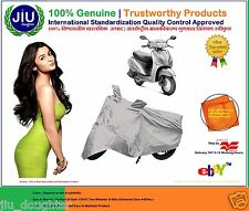 Universal Bike Body Cover Silver For Honda Activa I 110 Scooty (Freebies Inside)