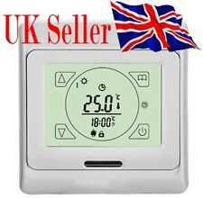 Touch Screen Digital Under Floor Heating Thermostat