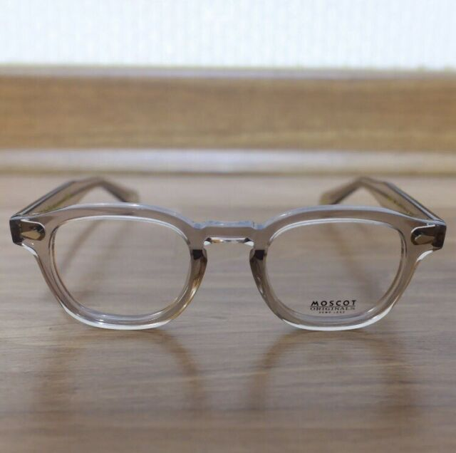 moscot lemtosh 46 Sage Color