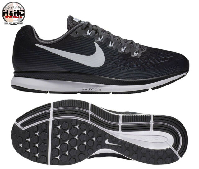 reputable site 58844 58375 shopping nike air zoom pegasus black and white ac054 5eeef