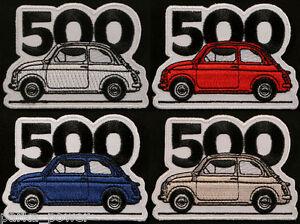 Fiat-500-Patch-Badge-Cinquecento-voitures-italiennes