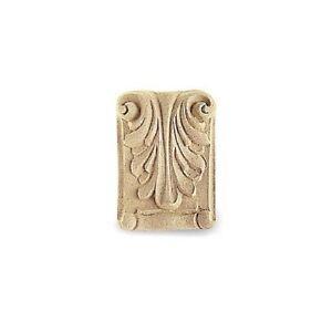 Fregio In Pasta Di Legno 60x85mm Per Arredo E Restauro 4868 Ebay
