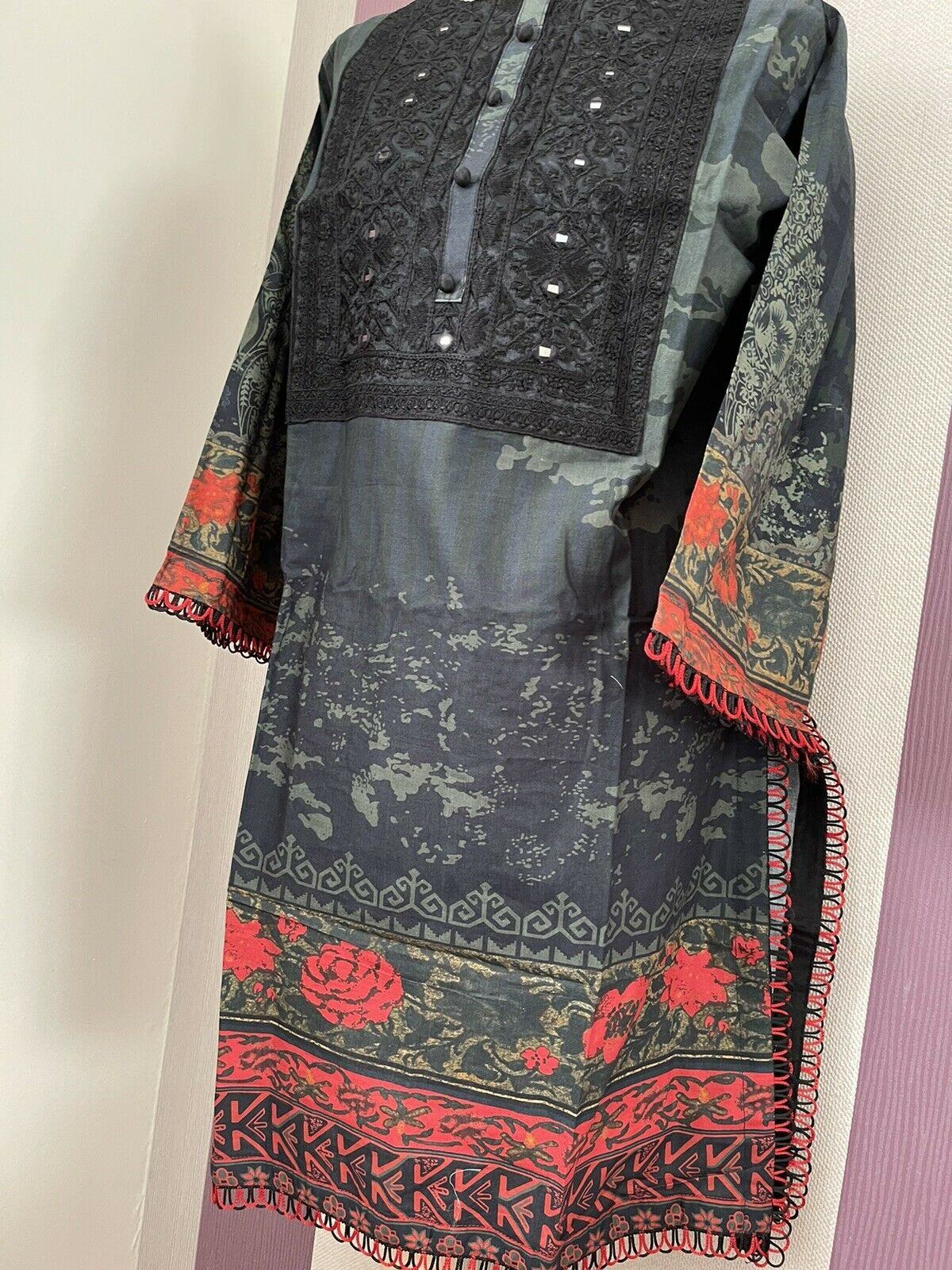womens ladeis girls kurta kurti dress readymade L /S