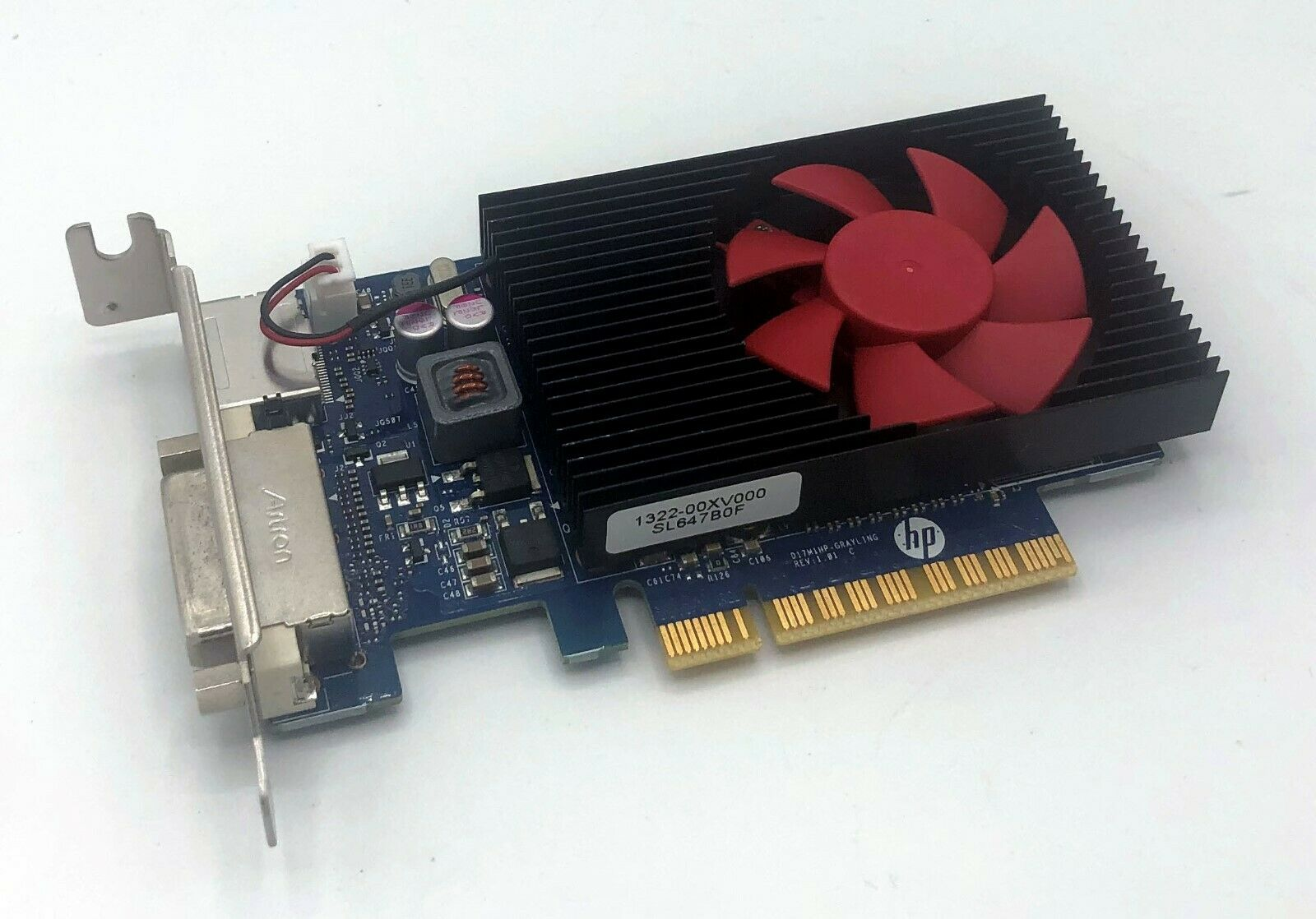HP NVIDIA GeForce GT730 2GB Low Profile Graphics Video Card 802315-001 2