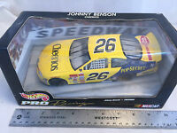 1997 Hot Wheels Racing Johnny Benson Cheerios 26 Ford Nascar 1:24 Scale Diecast