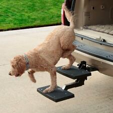 PupSTEP Hitch Step SUV Truck Car Trailer Hitch Dog Pet Ramp Steps Stairs