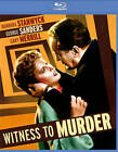 Witness to Murder (Blu-ray Disc, 2014)