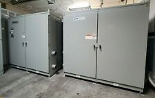 Eaton Power Factor Correction Unit Autovar Filter Power Capacitor Bank 1100 Kvar