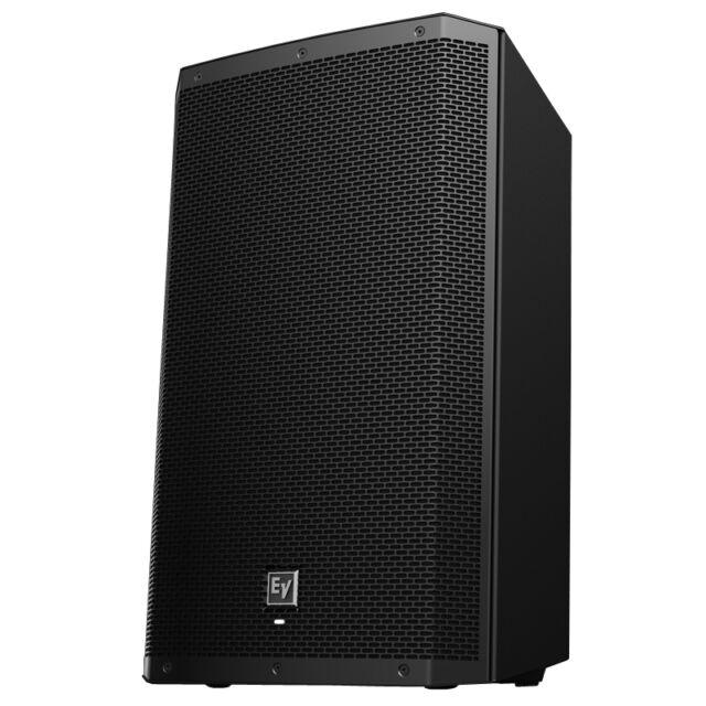 "EV Electro-Voice ELX200-15P 15"" 1200W Powered DJ PA Speaker QuickSmartDSP"